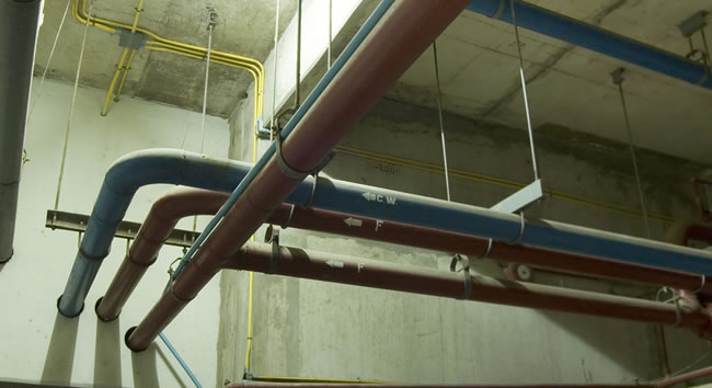 Commercial Plumbers in Detroit, Michigan.