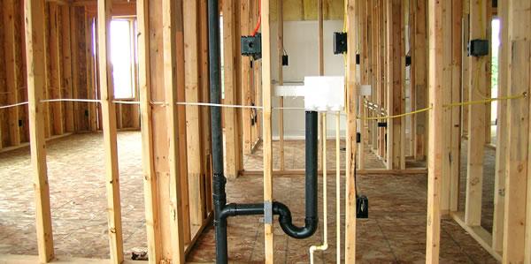 New Construction Plumbing in Detroit MI