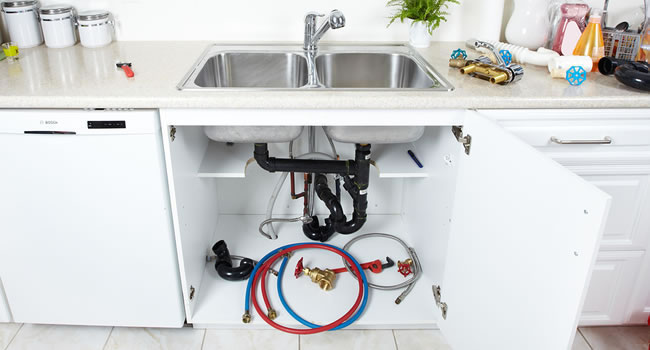 Residential Plumbing Services in Detroit.